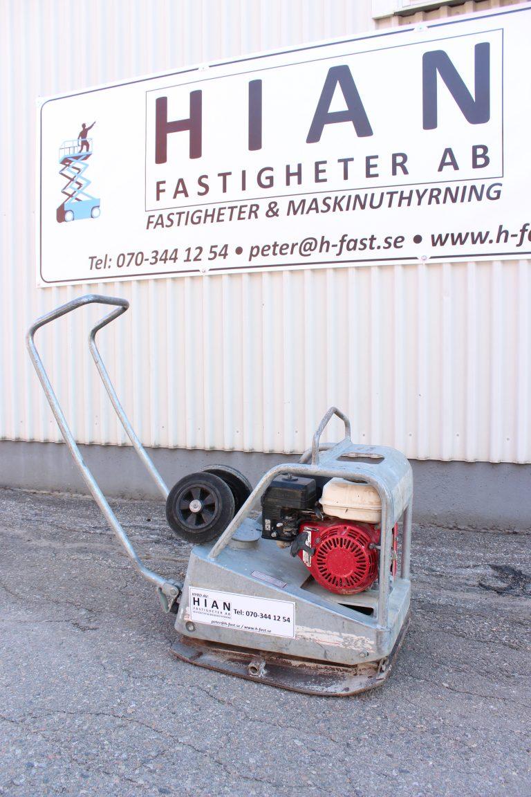 Markvibbrator / Padda 90kg