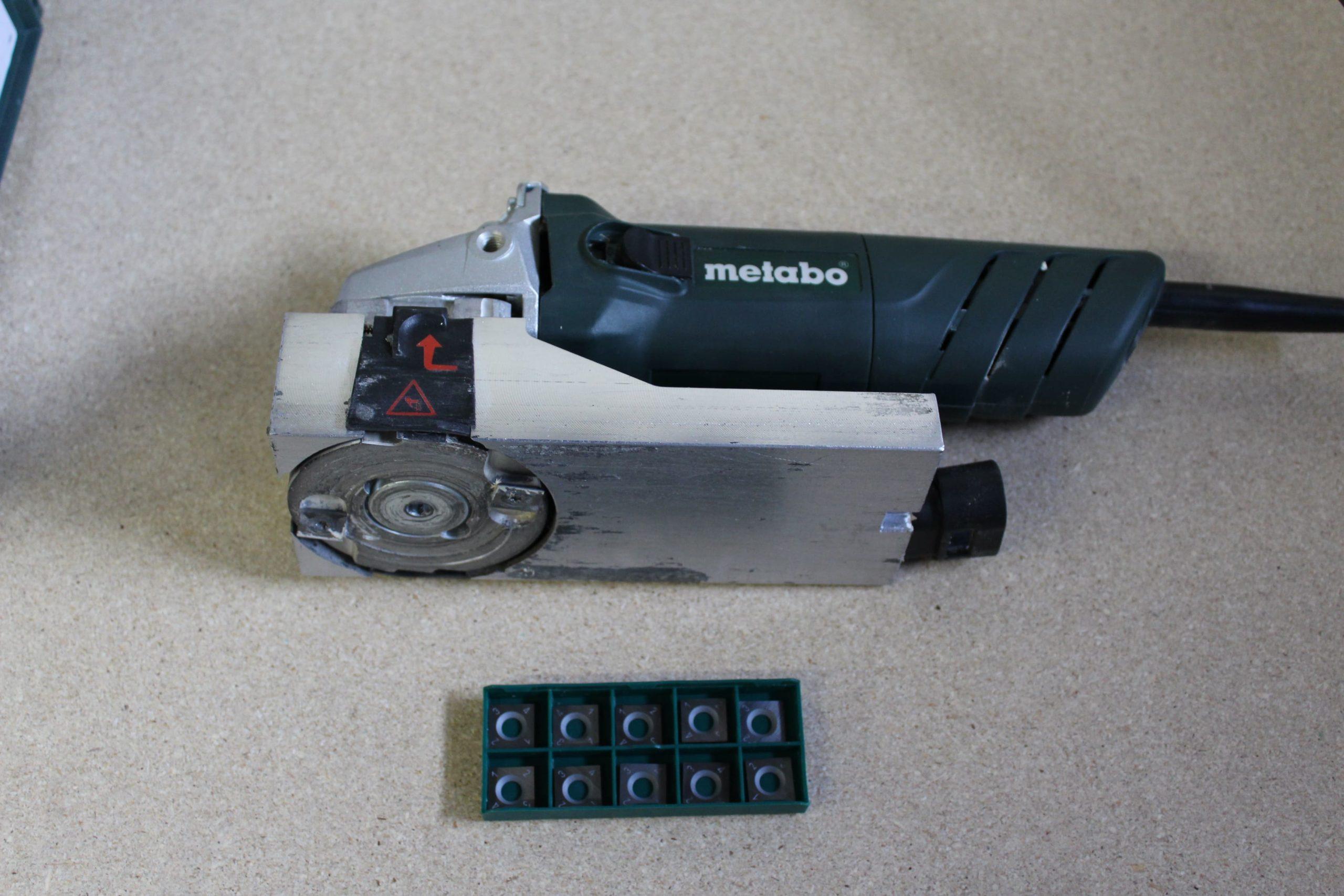Lackfräs Metabo